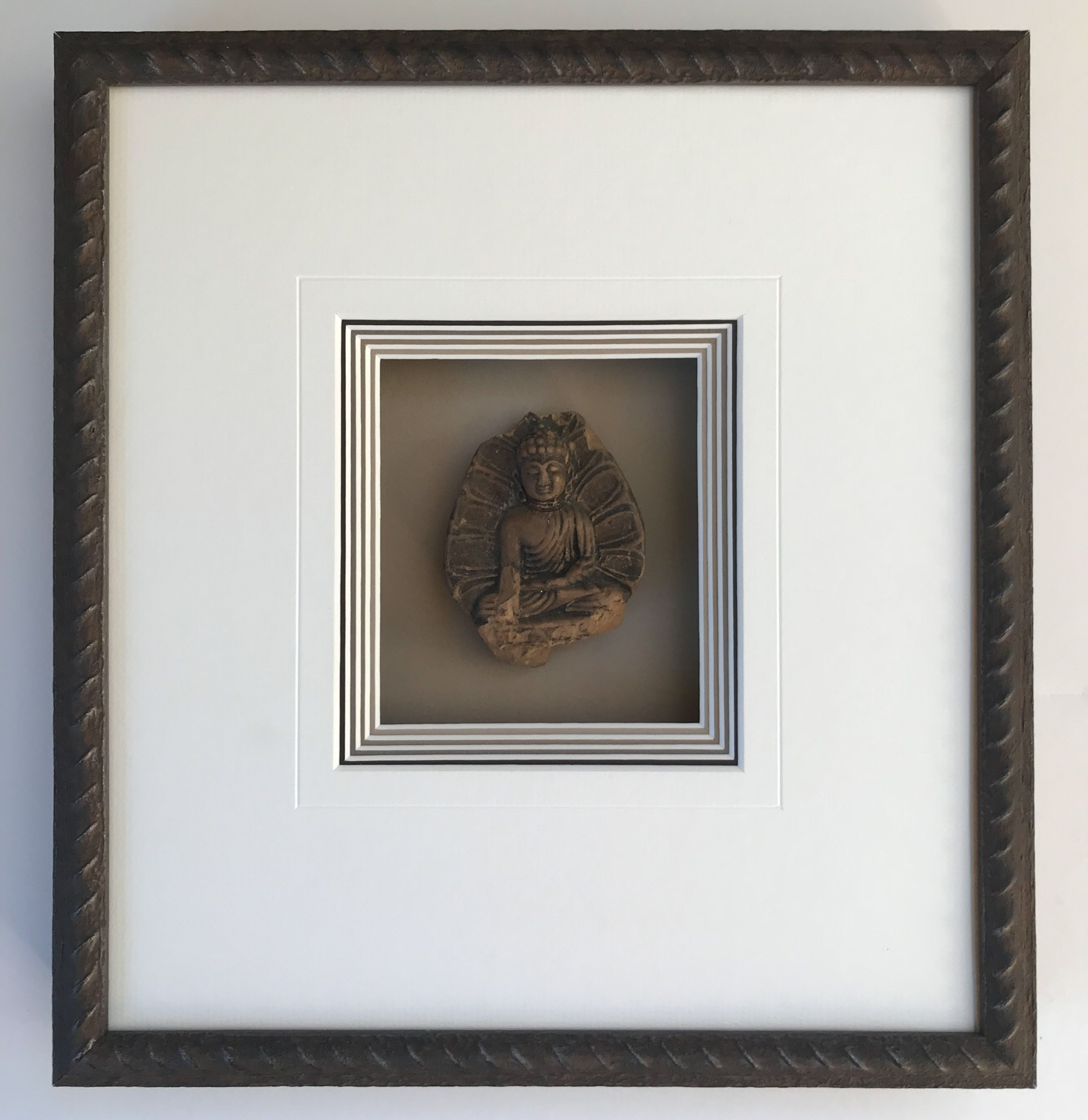Buddha | Framed by Jules Sainter at Lovingly Framed