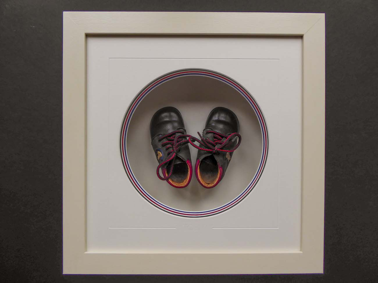 First Clark's Shoes | Lovingly Framed by Jules Sainter
